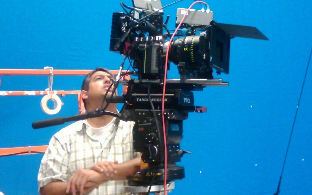 A Day In The Life Of A Camera Operator