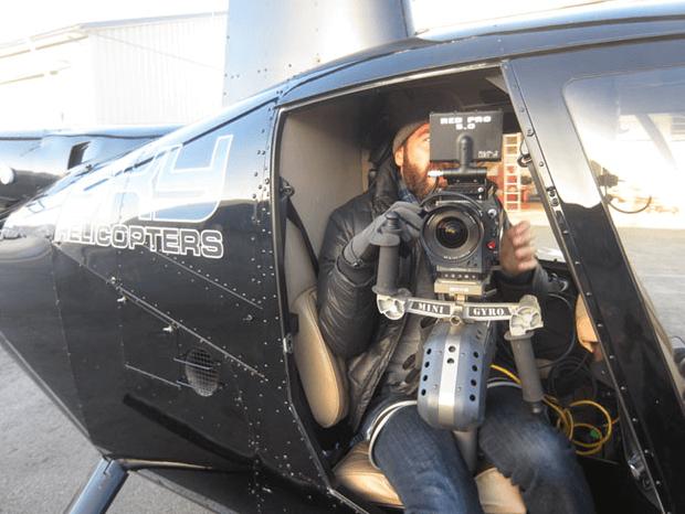 Posibilidades de la grabación aérea