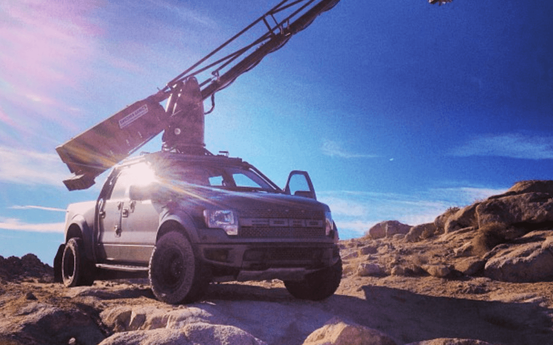 Filming Car Scenes