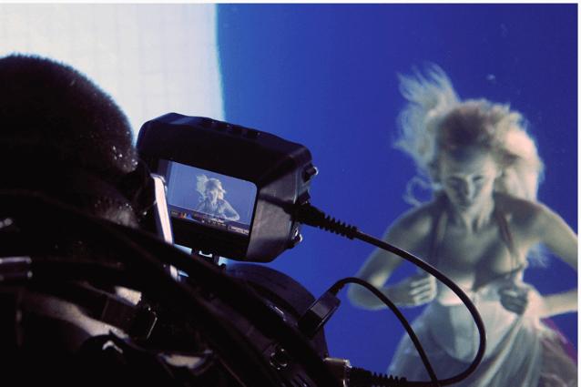 Подводная съёмка  – советы