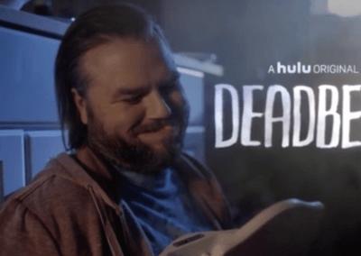 "Deadbeat, ""Haunted Mansion"""