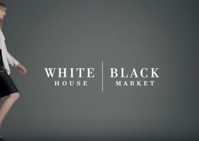 "White House Black Market, ""Curated Coveted"""
