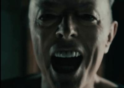 "David Bowie,  ""Lazarus"""