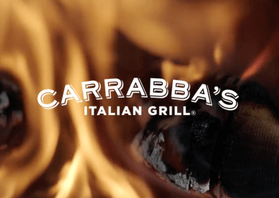 "Carrabba's, ""For the Love of the Wood Grill"""